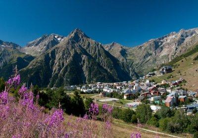 Les 2 Alpes met de e-bike