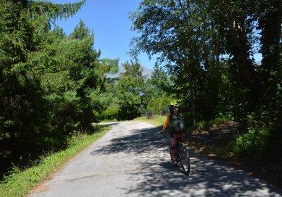 Met de e-bike rit naar de Cascade de la Pisse