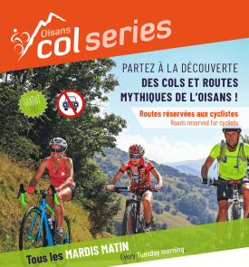 Oisans Col Series – Col du Solude