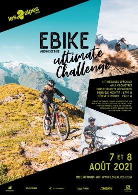 E-Bike Ultimate Challenge